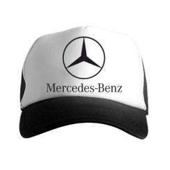 Купити Кепка-тракер Mercedes Benz