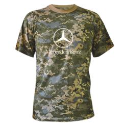 Купити Камуфляжна футболка Mercedes Benz