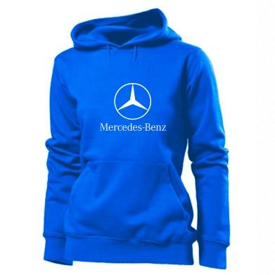 Купити Толстовка жіноча Mercedes Benz