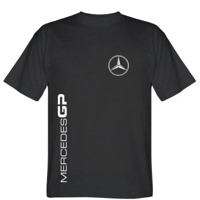 Футболка Mercedes GP логотип
