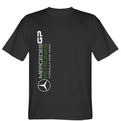 Футболка Mercedes GP Vert