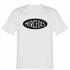 Футболка Mercedes Оld Logo