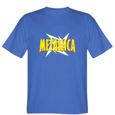 Футболка Логотип Metallica