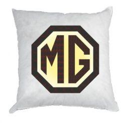 Подушка MG Cars Logo
