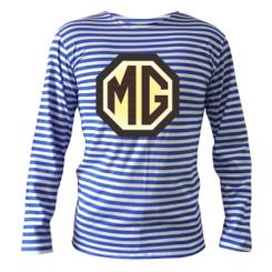 Тільняшка з довгим рукавом MG Cars Logo
