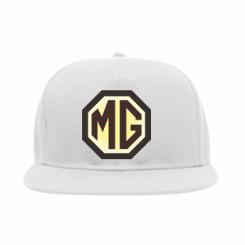 Снепбек MG Cars Logo
