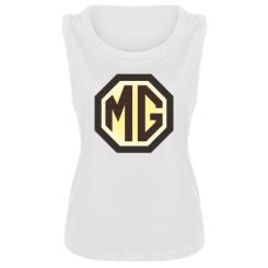 Майка жіноча MG Cars Logo