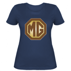 Жіноча футболка MG Cars