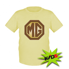 Дитяча футболка MG Cars