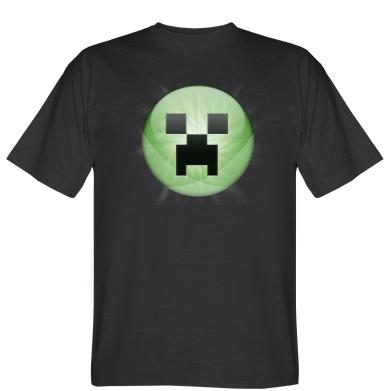 Футболка Minecraft Ball