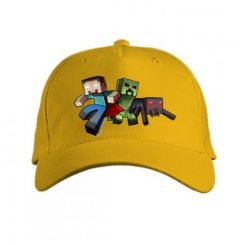 Кепка Minecraft Company