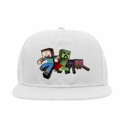 Снепбек Minecraft Company