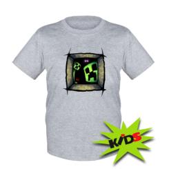 Детская футболка Minecraft Game