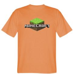 Футболка Minecraft Land
