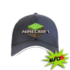 Детская кепка Minecraft Land