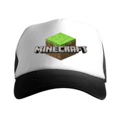 Кепка-тракер Minecraft Land