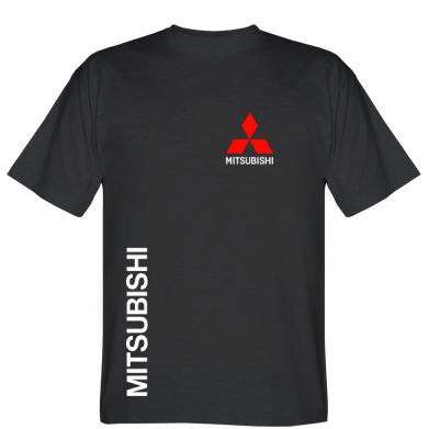 Футболка Mitsubishi Motors logo