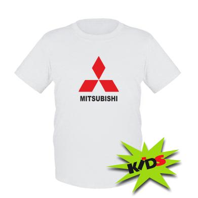 Купити Дитяча футболка MITSUBISHI
