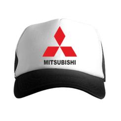 Кепка-тракер MITSUBISHI
