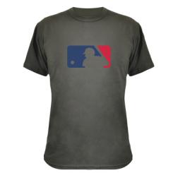 Купити Камуфляжна футболка MLB