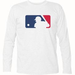 Купити Футболка з довгим рукавом MLB