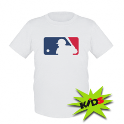 Детская футболка MLB