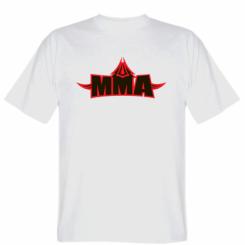 Футболка MMA Pattern