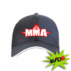 Детская кепка MMA Pattern