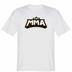 Футболка MMA Reddit