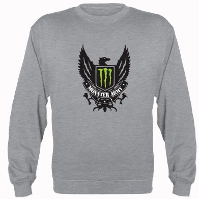Купити Реглан Monster Army