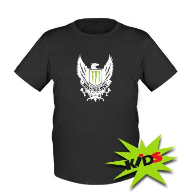 Купити Дитяча футболка Monster Army