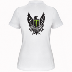 Купити Жіноча футболка поло Monster Army