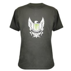 Купити Камуфляжна футболка Monster Army