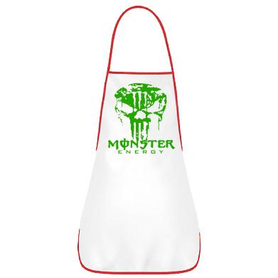 Купити Фартуx Monster Energy Череп