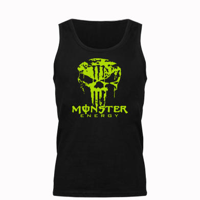 Купити Майка чоловіча Monster Energy Череп