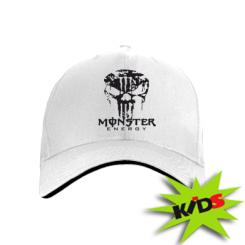 Купити Дитяча кепка Monster Energy Череп