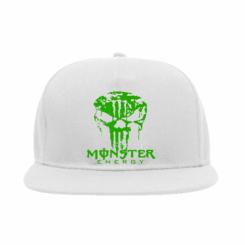 Купити Снепбек Monster Energy Череп