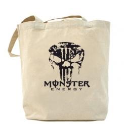 Купити Сумка Monster Energy Череп