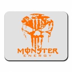 Купити Килимок для миші Monster Energy Череп