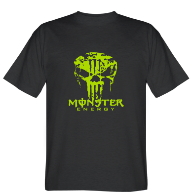 Футболка Monster Energy Череп