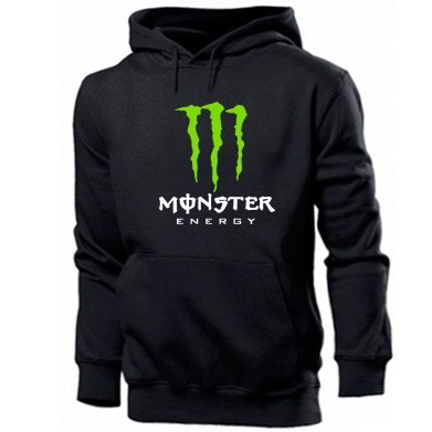 Толстовка Monster Energy Classic