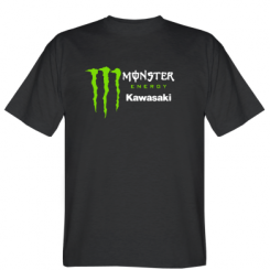 Футболка Monster Energy Kawasaki