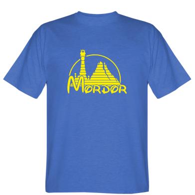 Футболка Mordor (Володар Кілець)