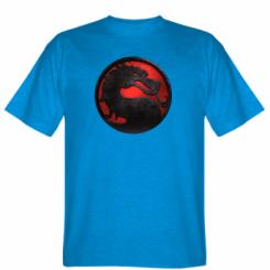 Футболка Mortal Kombat Logo