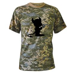 Купити Камуфляжна футболка Моя сутність