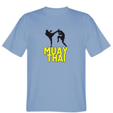 Футболка Muay Thai Championship