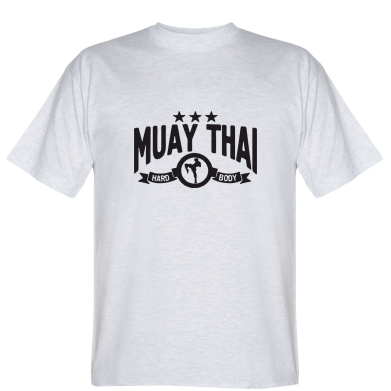 Футболка Muay Thai Hard Body