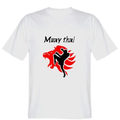Футболка Muay Thai Lion