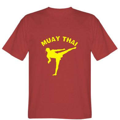 Футболка Muay Thai