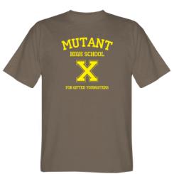Футболка Mutant High School